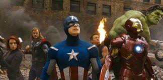 Especial Fim de Semana de Marvel na TNT