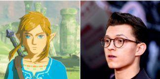 """Tom Holland em """"The Legend of Zelda"""" na Netflix?"""