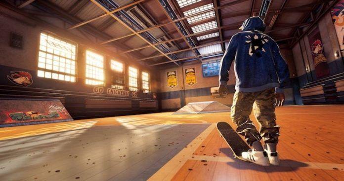 Os Principais jogos de skate de Tony Hawk ao longo dos anos