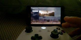 Agora você pode transmitir seus jogos do Xbox One para o seu celular
