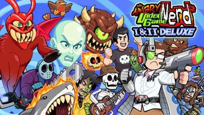 O Angry Video Game Nerd: I & II Deluxe confirmados no Nintendo Switch este mês