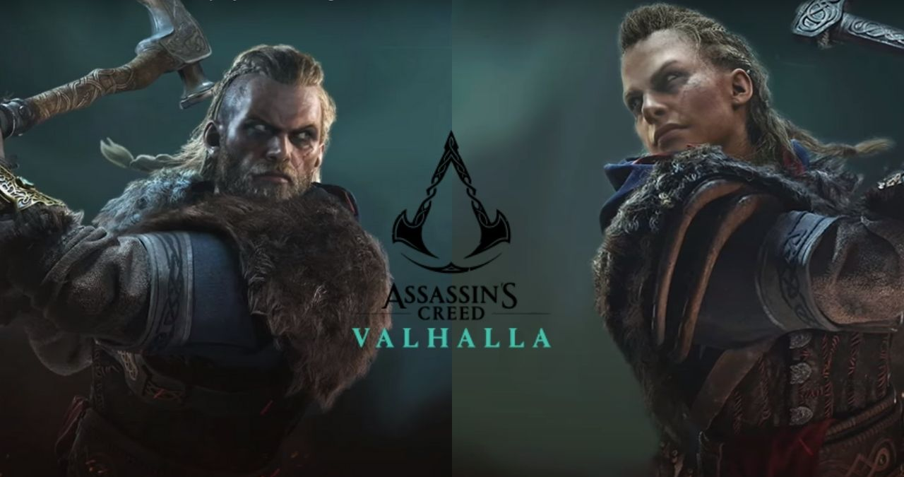 Ubisoft revela as vozes da dublagem brasileira de Assassin's Creed Valhalla