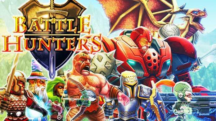 'Battle Hunters' tem lançamento adiado para novembro no Nintendo Switch