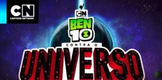 Ben 10 contra o Universo: Filme chega neste final de semana no Cartoon Network
