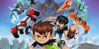 Ben 10: Power Trip já está disponível no PS4 e Xbox One