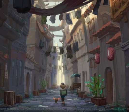Gremlins: artes conceituais da animação são divulgadas