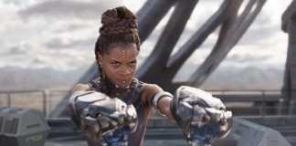 Letitia Wright, de Pantera Negra, tem planos para um futuro filme estrelado por mulheres