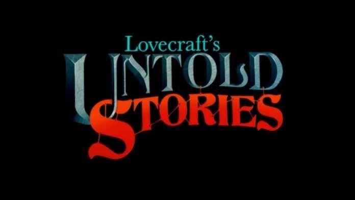 Lovecraft's Untold Stories ganha nova publicadora