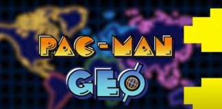 Pac-Man Geo chega aos dispositivos móveis
