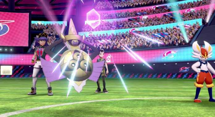 Pokémon Sword and Shield: