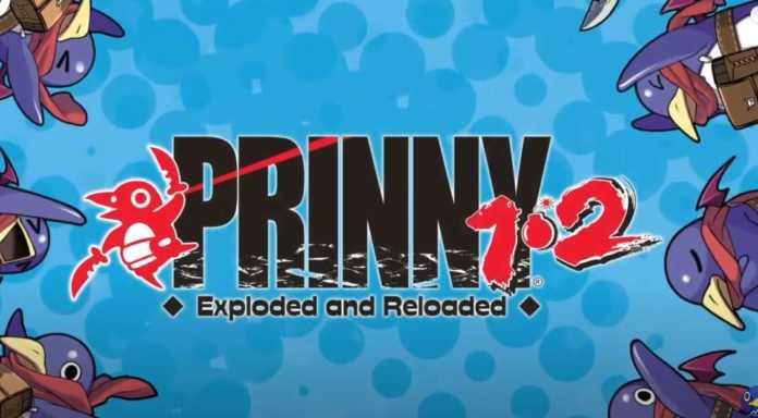 Prinny 1 e 2: Exploded & Reloaded está disponível no Switch