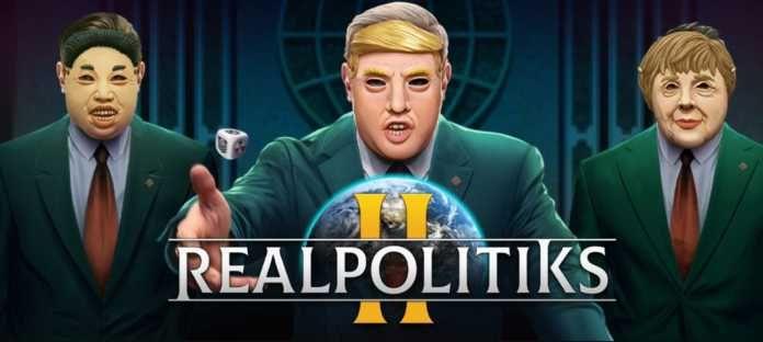 Realpolitiks II ganha trailer com gameplay