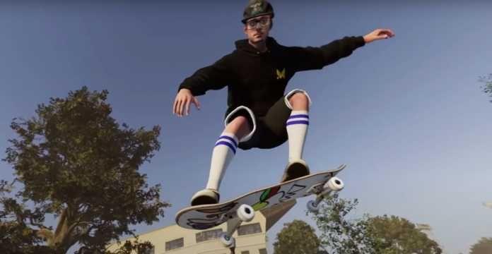 Skater XL: Nova atualização será lançada nos consoles e PC