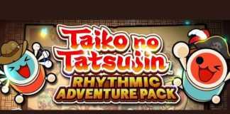 Taiko No Tatsujin: Rhythmic Adventure Pack chegará ao Switch em dezembro