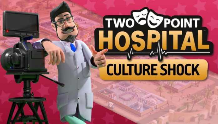 Two Point Hospital recebe novo DLC: Culture Shock