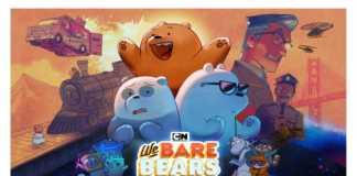 """A Cartoon Network acaba de anunciar que """"Ursos sem Curso: O Filme"""" chega dia 6 de novembro no canal, às 18:00. Produzido pela"""