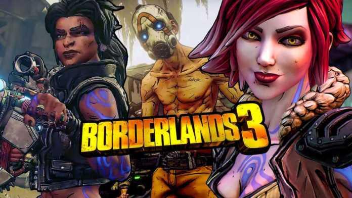 Jogadores relatam melhora de desempenho em Borderlands 3 no PS5/Xbox Series X