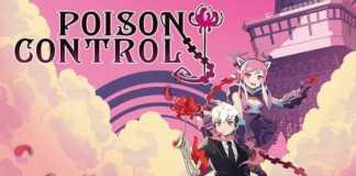 Poison Control: Jogo anunciado para Abril de 2021 no Nintendo Switch