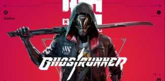 Ghostrunner ganha data e chega em 10 de novembro