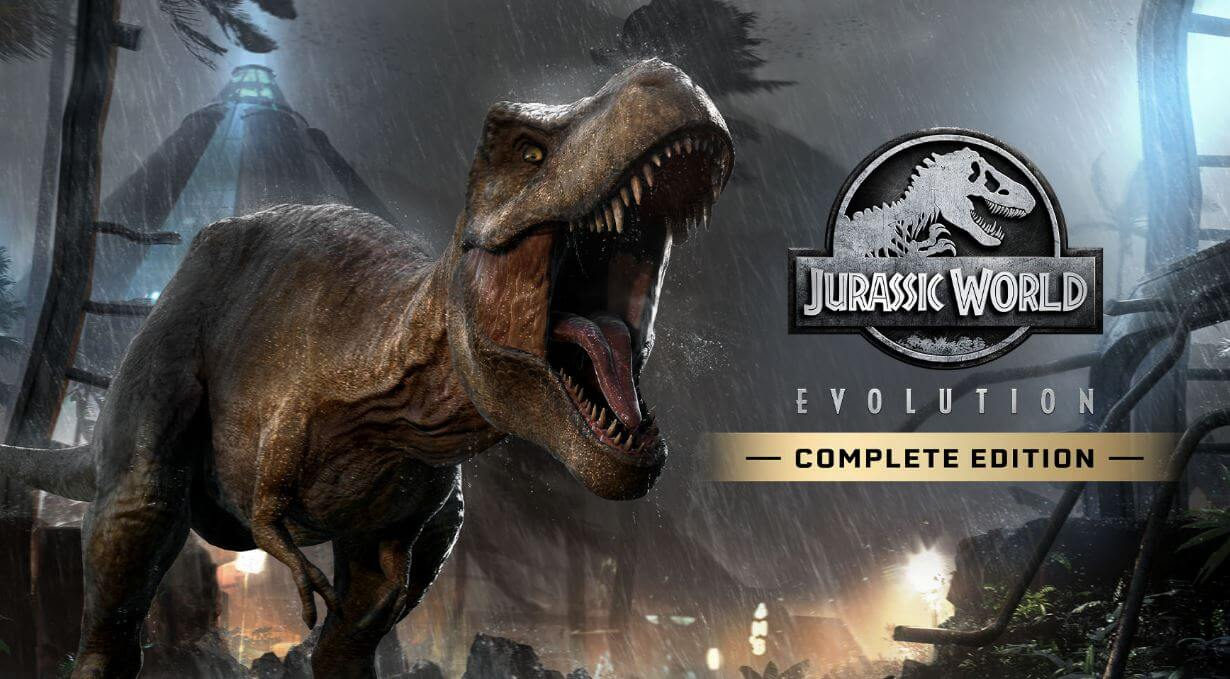 Jurassic World Evolution: Complete Edition chega ao Switch