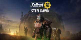 Fallout 76   Atualização de Steel Dawn chega em 1 de dezembro