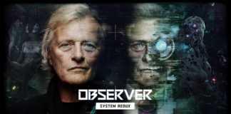 Bloober Team divulga parte 2 da entrevista com Rutger Hauer em Observer: System Redux