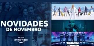 Prime Video: confira as novidades de Novembro de 2020