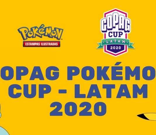 Torneio Copag Pokémon Cup está com inscrições abertas