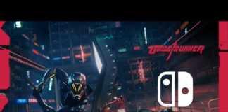 Ghostrunner já está disponível no Nintendo Switch