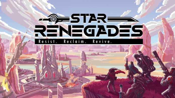 Star Renegades já disponível no Nintendo Switch