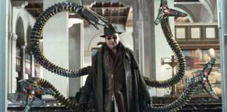 Alfred Molina retorna ao papel de Doutor Octopus em Homem-Aranha