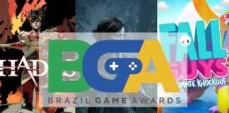 Confira a lista completa de indicados do Brazil Game Awards 2020
