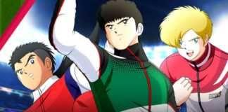Captain Tsubasa: Rise of New Champions: novos jogadores estão chegando