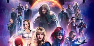 """Crisis on Infinite Earths"": Série ganha maratona neste domingo no Warner Channel"