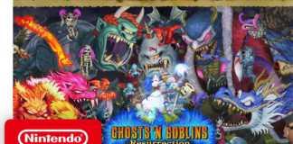 Capcom anuncia a vinda de Ghosts 'n' Goblins Resurrection para Nintendo Switch
