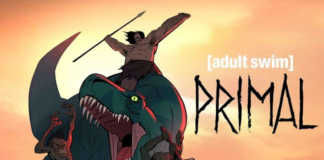 "Warner Channel anuncia chegada de serie animada ""Primal"""