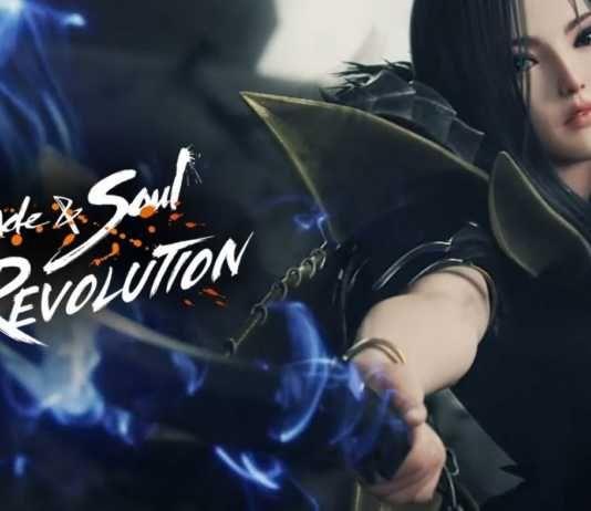 Blade & Soul Revolution RPG