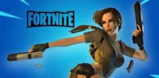 Fortnite: Rumores indicam a chegada de Lara Croft no jogo