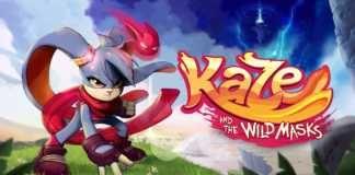Kaze and the Wild Masks jogo brasileiro chega em 26 de março