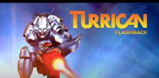 Review Turrican Flashback
