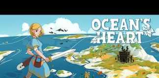 Ocean's Heart chega ao Steam em 21 de janeiro