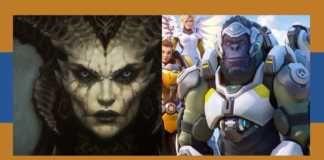 Diablo IV e Overwatch 2