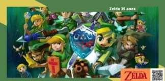 Tributo para Legend of Zelda
