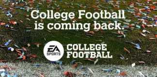 College Football novo título do EA Sports