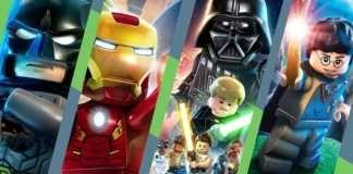 Os Jogos LEGO na cultura popular