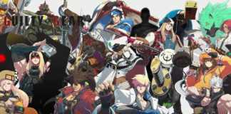 Guilty Gear -Strive- beta aberto playstation