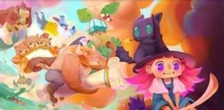 Harmony's Odyssey jogo de aventura e puzzle