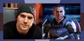 Mass Effect, Henry Cavill estar envolvido na trama