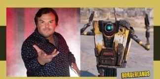 Jack Black no elenco do filme de Borderlands