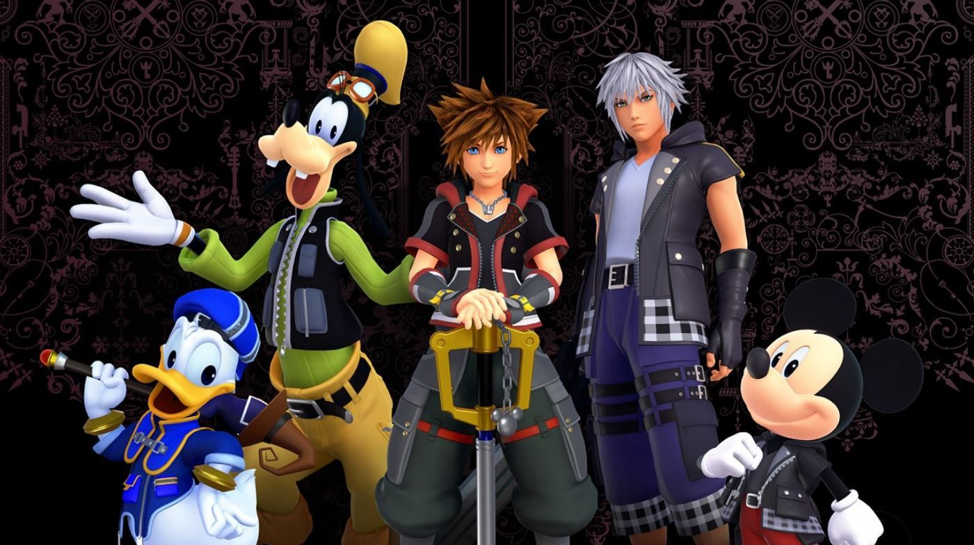 Kingdom Hearts para PC na Epic Games Store